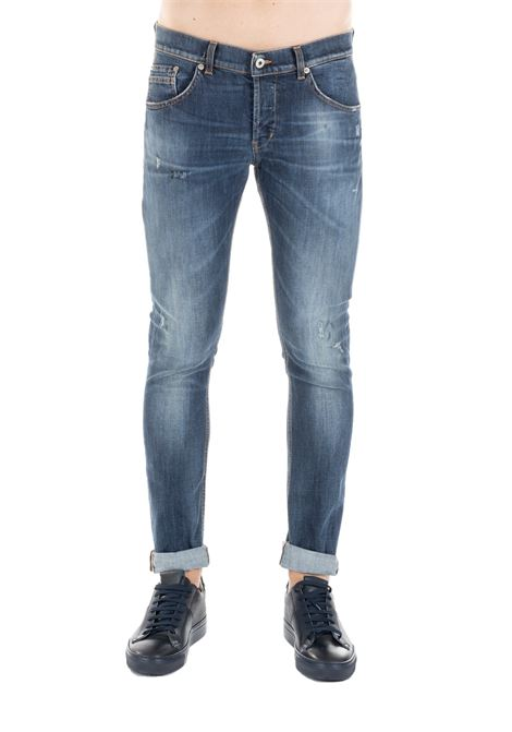 JEANS RITCHIE SKINNY FIT DONDUP | Jeans | UP424DS0257W22DUW19800