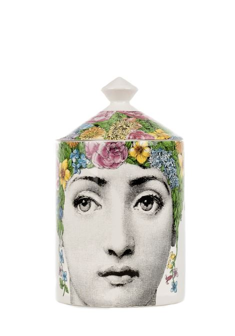 FLORA SCENTED CANDLE FORNASETTI |  | CAN300FLORAMULTICOLOR