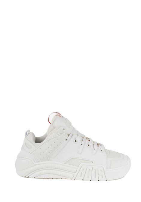 WHITE SNEAKER HIGH GCDS | Sneakers | FW20M01001001