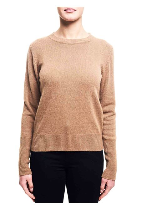 CAMMEL SWEATER IN CASHMERE GRIFONI | Sweaters | GF210027/67620
