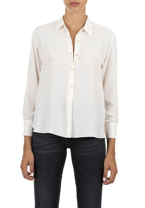 SHIRT IN AVORY TECHNICIAN GRIFONI | Shirts | GF220009L/4050