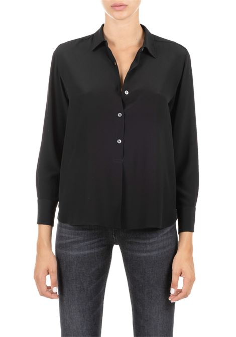 SHIRT IN BLACK TECHNICIAN GRIFONI | Shirts | GF220009L/4999