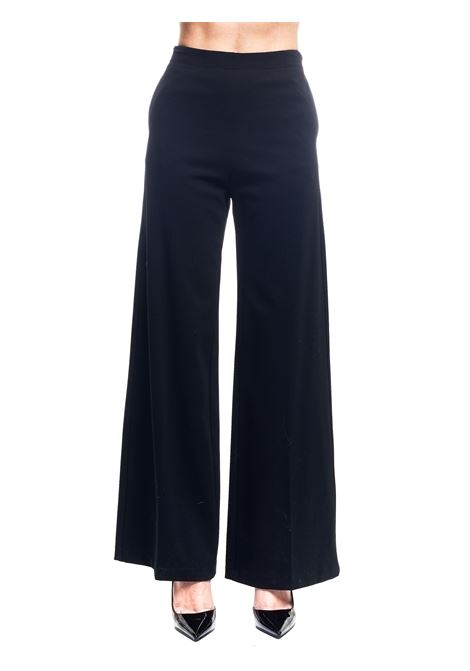 BLACK WOOL TROUSERS GRIFONI |  | GF240010/27999