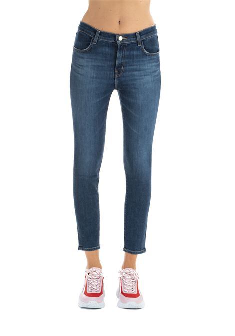 JEANS ALANA HIGH RISE CROP SKINNY J BRAND | Jeans | 23127T178/BJ44416