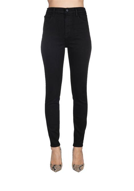 BLACK ALANA JEANS HIGH-RISE CROP SKINNY J BRAND | Jeans | JB002185/AJ3