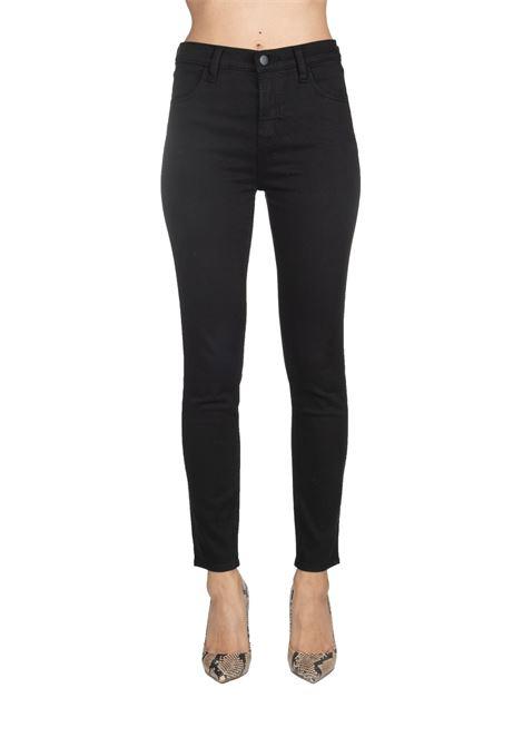 LEENAH BLACK COTTON LEENAH JEANS J BRAND | Jeans | JB002219/AJ00806
