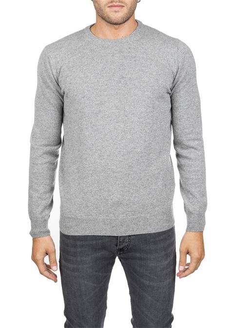 CLASSIC GRAY JERSEY KANGRA | Sweaters | 800301REGULAR222