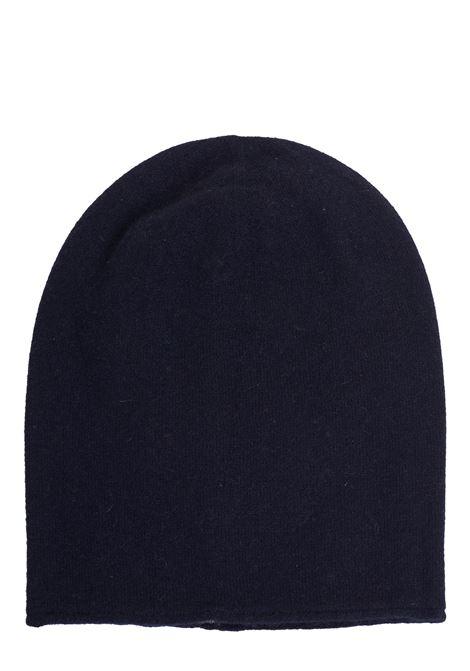BLUE CASHMERE HAT KANGRA   Hats   80472538