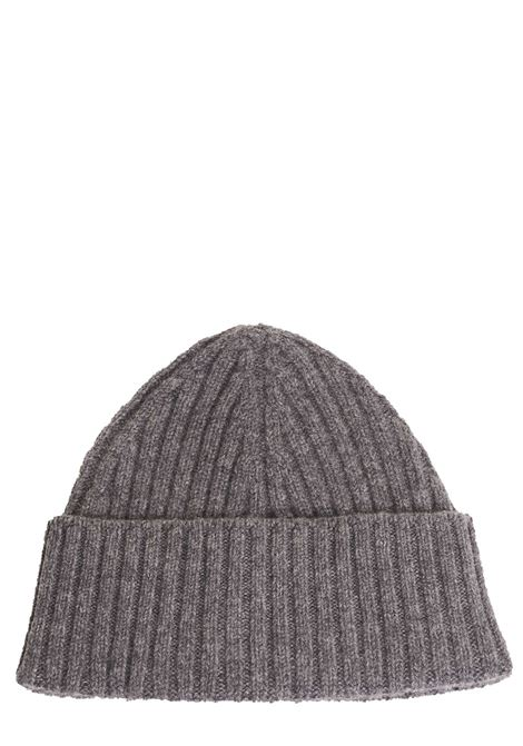 GRAY CASHMERE HAT KANGRA   Hats   82082532