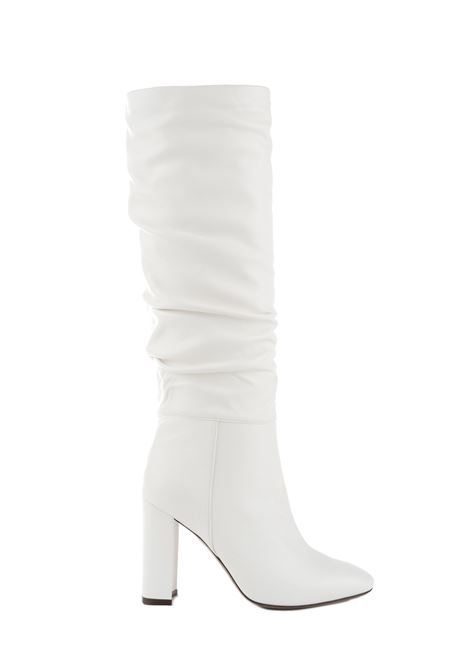 WHITE LEATHER BOOT L'AUTRE-CHOSE |  | LDK055.95WP26153044