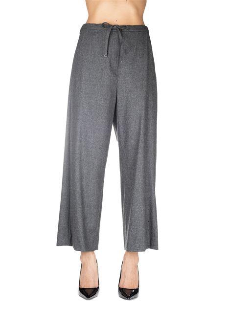 CROPPED WOOL PANTS MAX MARA'S | Pants | CARENA91360293000001