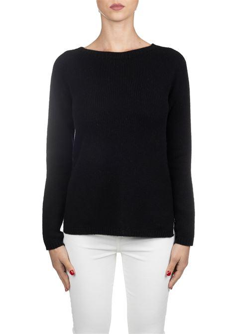 BLACK GIORGIO SWEATER MAX MARA'S | Sweaters | GIORGIO93660299000014