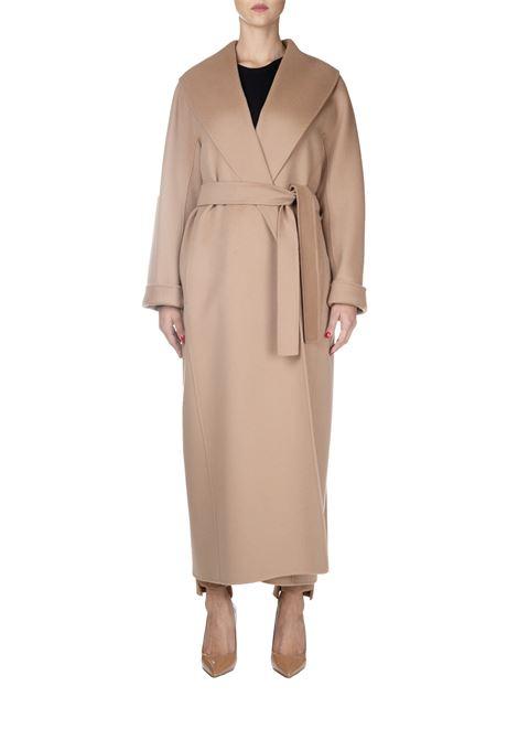 BEIGE WOOL COAT MAX MARA'S | Coats | MESSILU90160693000007