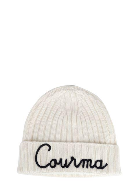 WHITE WOOL COURMA HAT MC2SAINTBARTH | Hats | WENGENCOURMA10