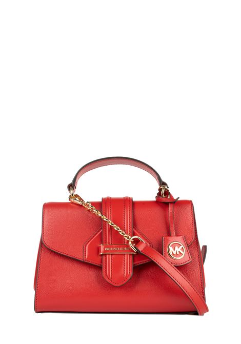 RED BLEECKER SHOULDER BAG MICHAEL DI MICHAEL KORS | Bags | 30F9G0BS1LBLEECKER683