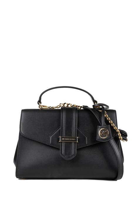 BLACK BLEECKER SHOULDER BAG MICHAEL DI MICHAEL KORS | Bags | 30F9G0BS2L001