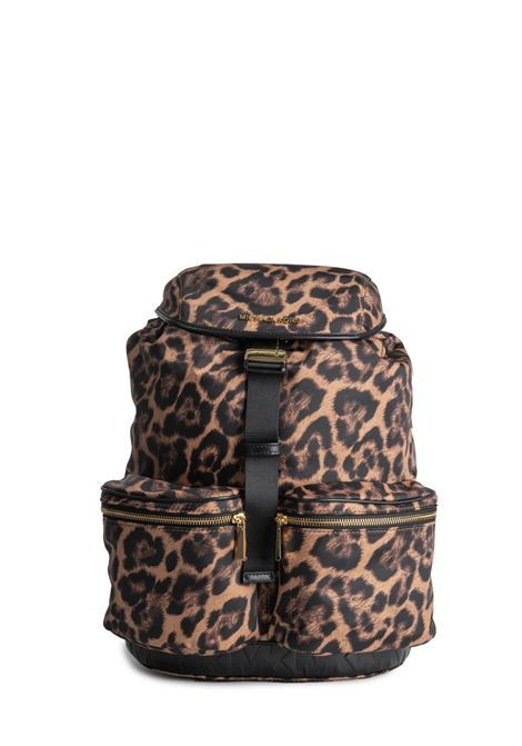 PERRY BACKPACK WITH MACULATED PRINT MICHAEL DI MICHAEL KORS | Backpacks | 30F9GP0B3C223
