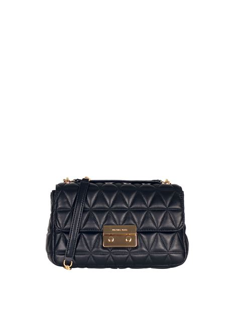 BAG WITH TRAPUNTED LEATHER 'SLOAN' MICHAEL DI MICHAEL KORS | Bags | 30S7GSLL3LSLOAN001