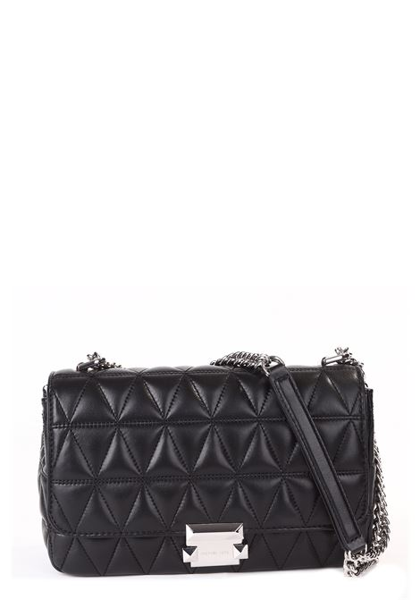 BAG WITH TRAPUNTED LEATHER 'SLOAN' MICHAEL DI MICHAEL KORS | Bags | 30S7SSLL3LSLOAN001