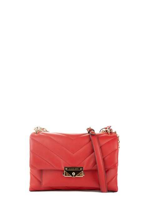 CECE RED SHOULDER BAG MICHAEL DI MICHAEL KORS | Bags | 30T9G0EL8LCECE683