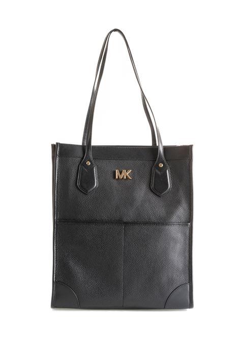 BAY LEATHER BAG MICHAEL DI MICHAEL KORS | Bags | 30T9GYIT3LBAY001
