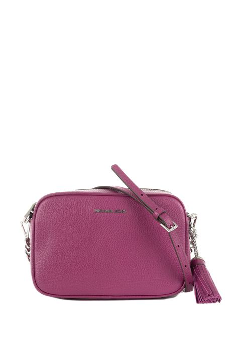 PLUM BAG WITH LOGO MICHAEL DI MICHAEL KORS | Bags | 32F7SGNM8LCROSSBODIES528