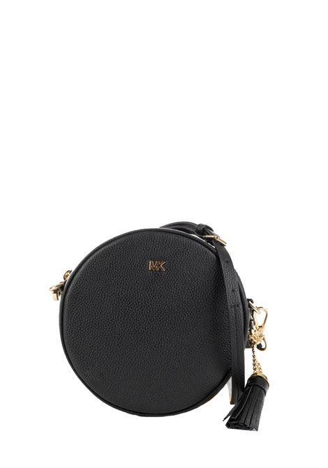 OPTIC BLACK SHOULDER BAG  MICHAEL DI MICHAEL KORS | Bags | 32T8GF5N3LCROSSBODIES001