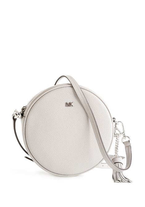 ROUND LEATHER BAG MICHAEL DI MICHAEL KORS | Bags | 32T8SF5N3LCROSSBODIES081