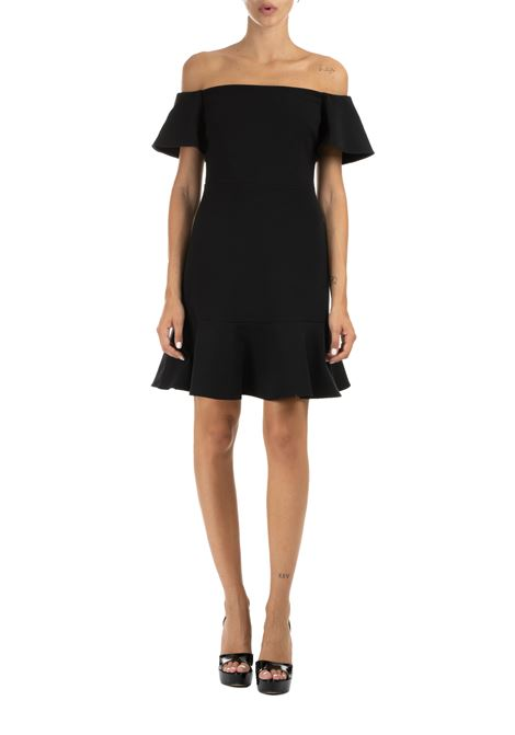 DRESS WITH DISCOVERED SHOULDERS MICHAEL DI MICHAEL KORS | Dress | MU98Z0DB4F001