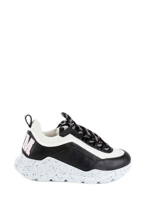 BLACK CHUNKY SNEAKERS MSGM | Sneakers | 2741MDS21172699