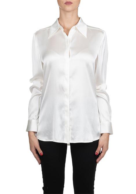 AMAZING STRETCH SATIN SHIRT PINKO | Shirts | AMAZING1B13XFZR64Z06