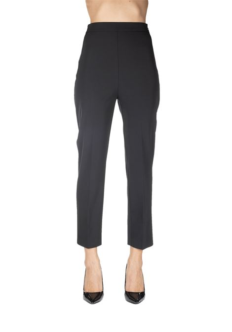 BEA 2 BLACK PANTS IN TECHNICAL FABRIC PINKO | Pants | BEA2 1G14FZ7621Z99