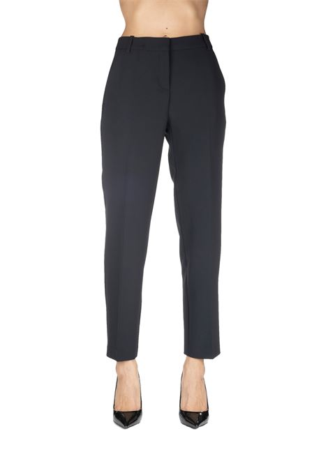 BEAUTIFUL BLACK PANT 80 STRETCH CREPE PINKO | Pants | BELLO80 1B149Y7210Z99