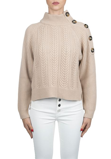 PULLOVER HINDI TO TRECCE AND COSTE PINKO | Sweaters | HINDI1B148FY5WTC98