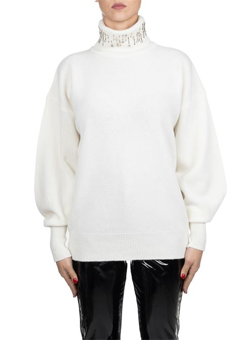 WOOL SAILED JERSEY PINKO | Sweaters | MARINAIO1B13ZKY5T3Z12