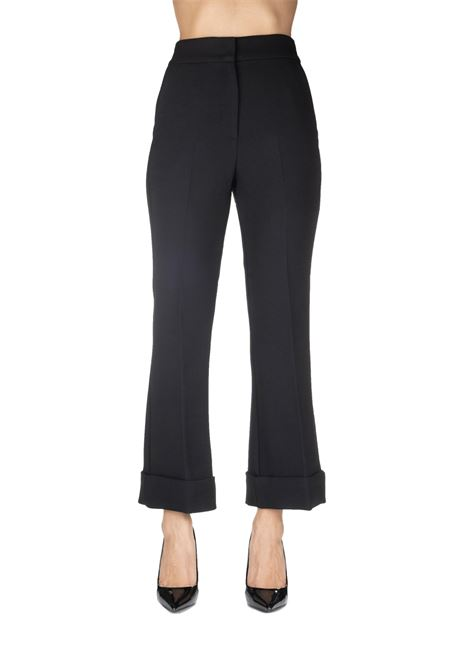 BLACK PANTS NEEDED 2 DOUBLE REINFORCED PINKO | Pants | NECESSITARE2 1G14F27642Z99