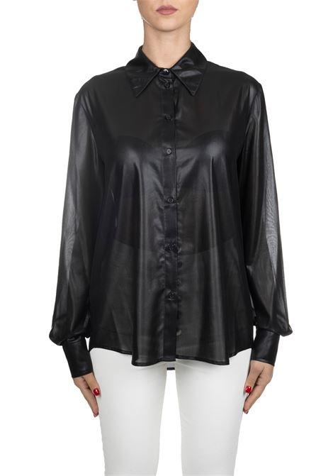 SHIRT DAMPING BLACK COLOR PINKO | Shirts | SMORZARE1G14J97673Z99