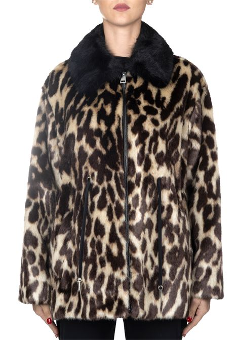 PARKA TANGERE MACILATA FUR PINKO | Fur coat | TANGERE1G1469Y5M9LC2