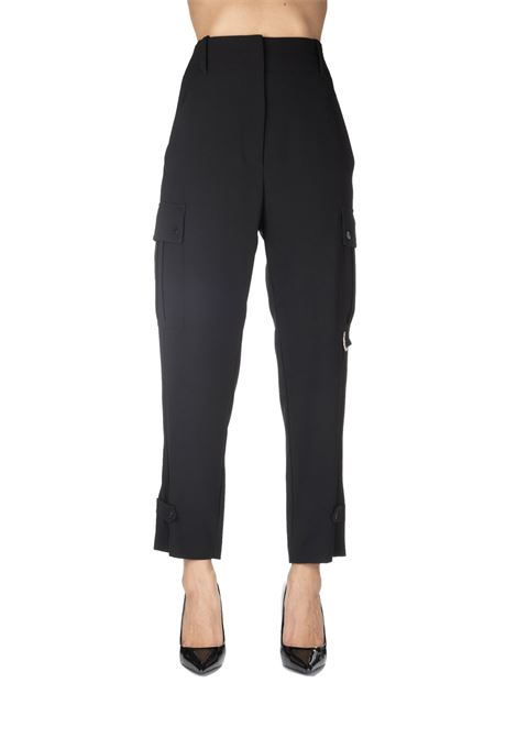 TENDER TROUSERS 1 POLY CREPE PINKO | Pants | TENDER1 1B144F4575Z99