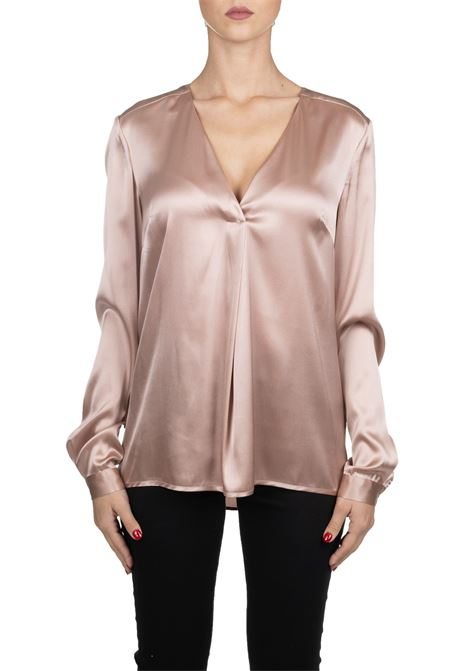 PINK BLOUSE SELL IN SATIN SILK STRETCH PINKO | Blouse | VENDERE1G14GDY5NSN28