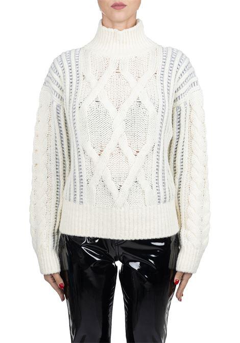 YORUBA PULL WOOL BLEND SWEATER PINKO | Sweaters | YORUBA1B147BW27ZCK1