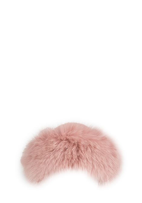 ROSE BAG IN WOOL WITH FUR REGINA |  | 90603ROSA