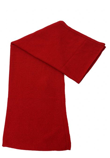 RED CASHERE SCARF RIVIERA | Scarfs | 136ROSSO
