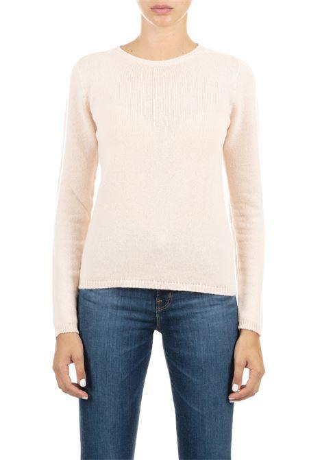 PINK MESH ROBERTO COLLINA | Sweaters | 33001B3331