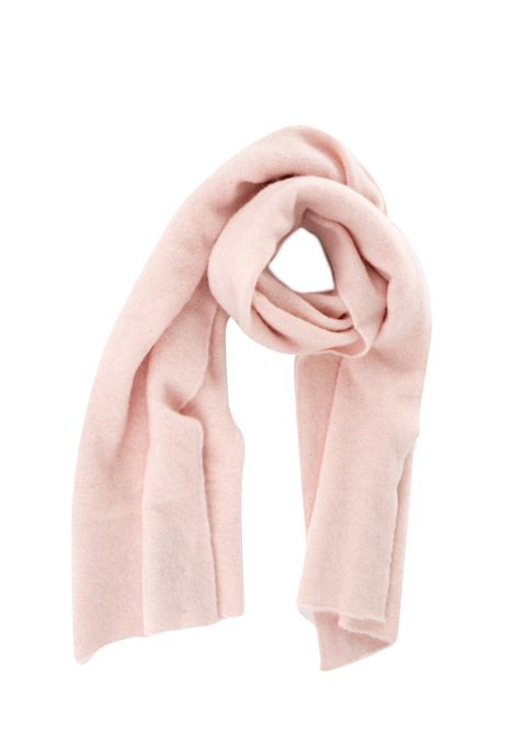 PINK SCARF WITH LOGO ROBERTO COLLINA |  | RB32050RB3231