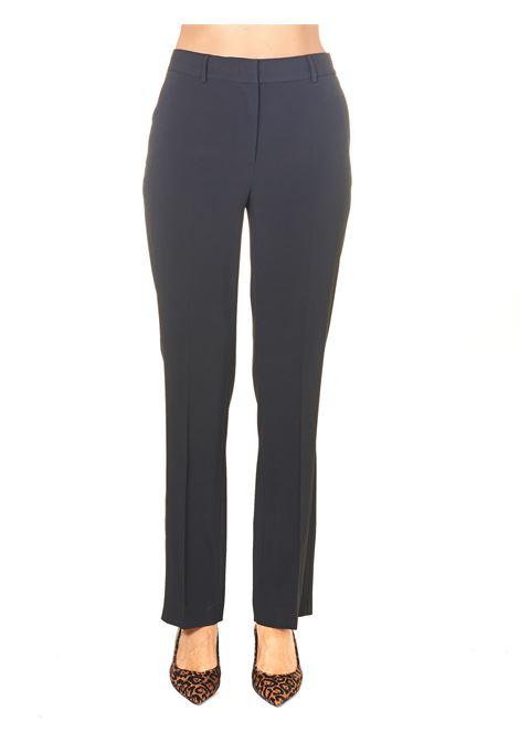 HIGH WAISTED BLACK PANTS ALBERTA FERRETTI | Pants | A03015126555
