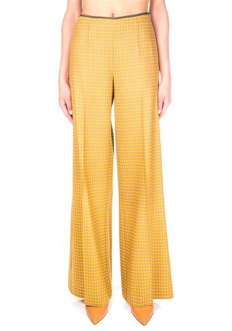 CHEK WOOL PANTS ALYSI | Pants | 150110A0040SOLE
