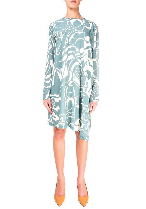 SHORT SILK DRESS ALYSI   Dress   150342A0006GIADA