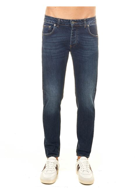 DAVIS SHORTER COTTON DENIM JEANS BE ABLE | Jeans | DAVISSHORTERKPTI15