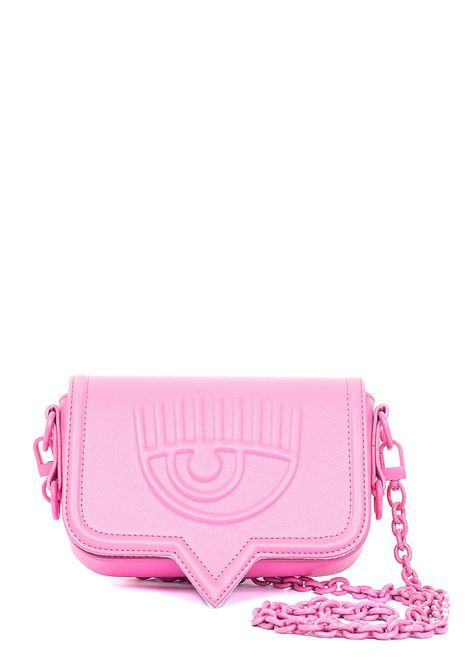 PINK EYELIKE MODEL BAG CHIARA FERRAGNI | Bags | CFPT006ROSA